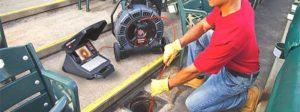 Прочистка и телеинспекция инженерных сетей