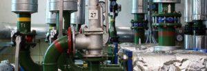 Сервисное обслуживание систем водоснабжения и канализации